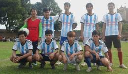 Thành lập đội bóng đá nam
