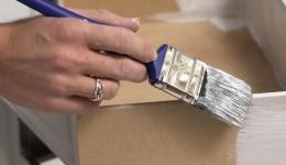 Những kỹ thuật cơ bản giúp bạn tự sơn gỗ đẹp