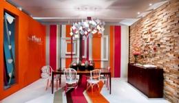 Màu sắc đồ nội thất với ngôi nhà